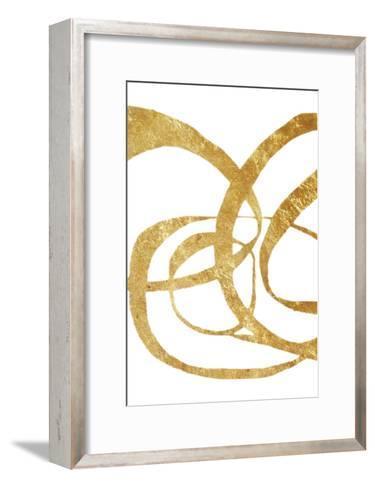 Golden Tinsel 1-Smith Haynes-Framed Art Print