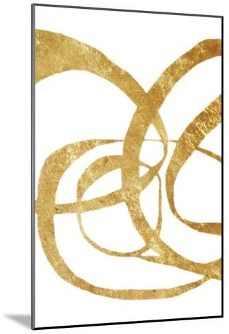 Golden Tinsel 1-Smith Haynes-Mounted Art Print