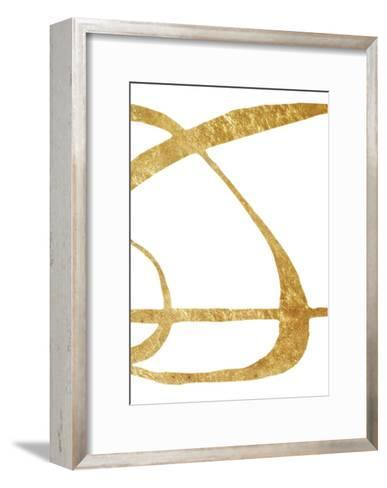 Golden Tinsel 2-Smith Haynes-Framed Art Print