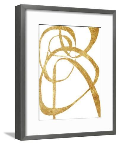 Golden Tinsel 3-Smith Haynes-Framed Art Print