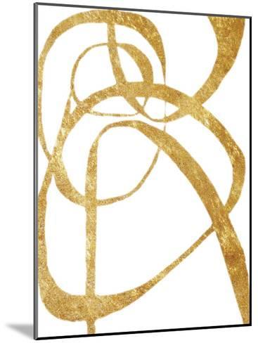Golden Tinsel 3-Smith Haynes-Mounted Art Print
