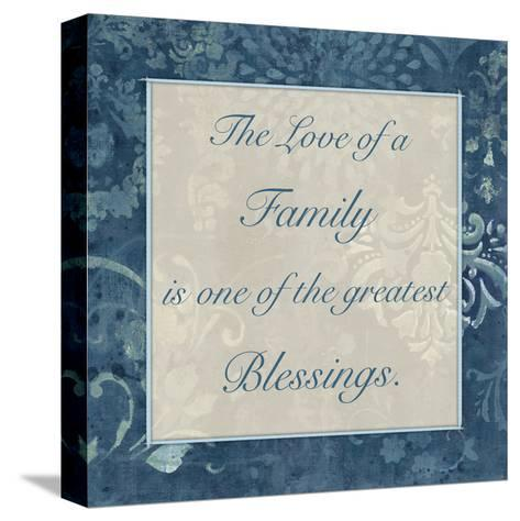 Greatest Blessings 3-Smith Haynes-Stretched Canvas Print