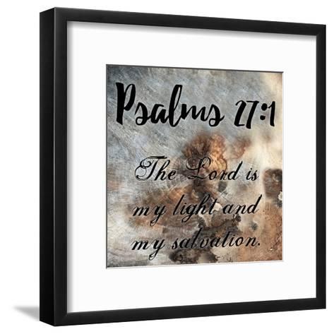 Psalms-Sheldon Lewis-Framed Art Print