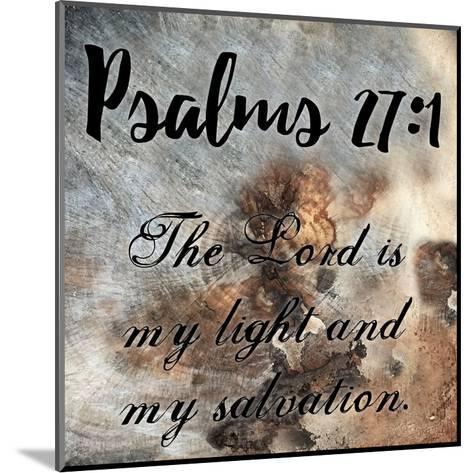 Psalms-Sheldon Lewis-Mounted Art Print