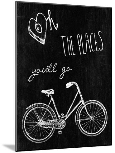 Oh The Places You'll Go-Sheldon Lewis-Mounted Art Print