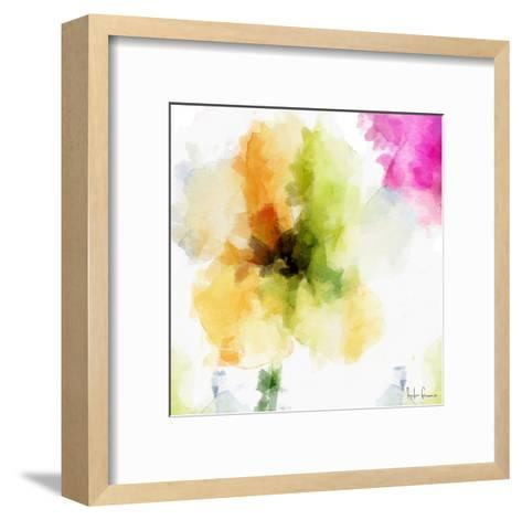 Watercolor Floral II-Taylor Greene-Framed Art Print