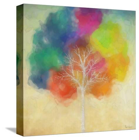 Chroma Willow-Taylor Greene-Stretched Canvas Print