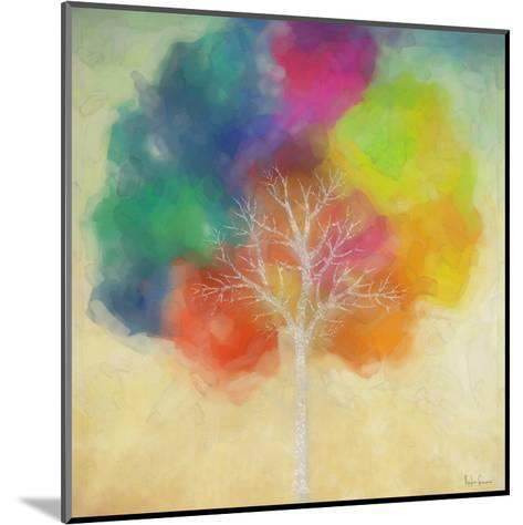 Chroma Willow-Taylor Greene-Mounted Art Print