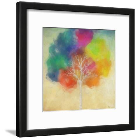 Chroma Willow-Taylor Greene-Framed Art Print