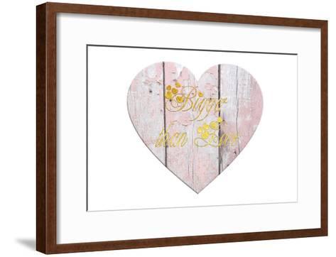 Bigger Than Love-Sheldon Lewis-Framed Art Print