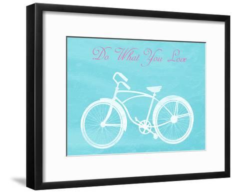 Do What You Like-Sheldon Lewis-Framed Art Print