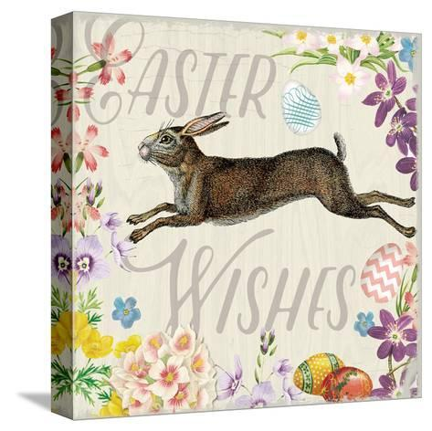 Easter Garden 5-Ophelia & Co^-Stretched Canvas Print