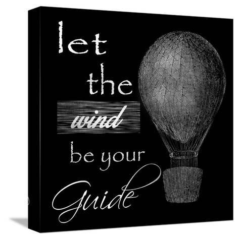 Guidance Of The Wind-Sheldon Lewis-Stretched Canvas Print