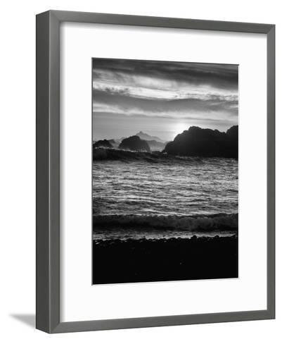 Sunset I-Joseph Rowland-Framed Art Print