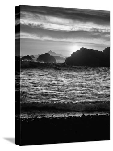 Sunset I-Joseph Rowland-Stretched Canvas Print
