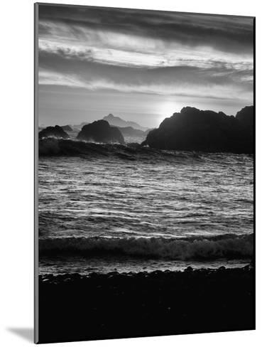 Sunset I-Joseph Rowland-Mounted Art Print