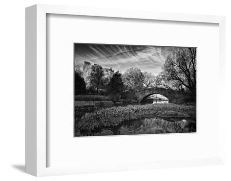 Magic Of Central Park-Joseph Rowland-Framed Art Print
