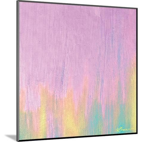 Cotton Candy 1-Victoria Brown-Mounted Art Print