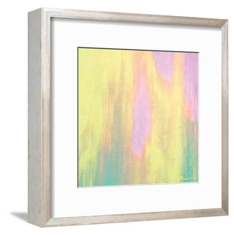 Cotton Candy 2-Victoria Brown-Framed Art Print