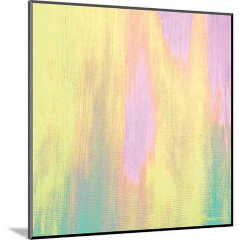 Cotton Candy 2-Victoria Brown-Mounted Art Print