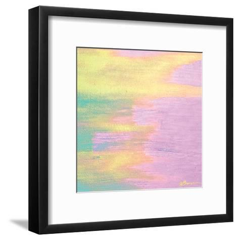 Cotton Candy 3-Victoria Brown-Framed Art Print