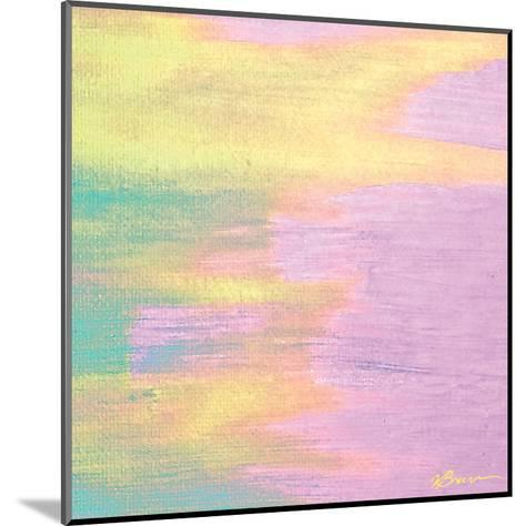 Cotton Candy 3-Victoria Brown-Mounted Art Print