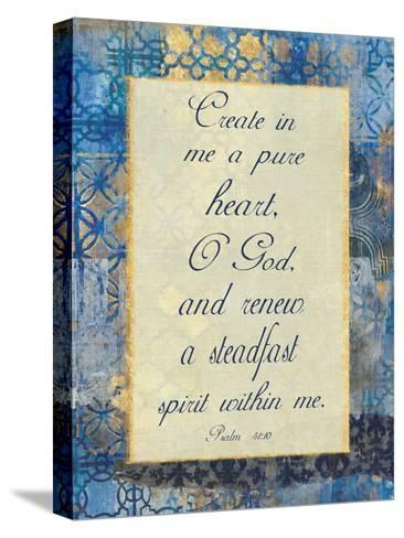 Pure Heart-Smith Haynes-Stretched Canvas Print