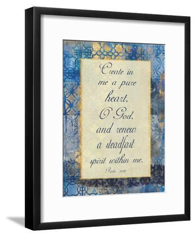 Pure Heart-Smith Haynes-Framed Art Print
