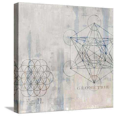 Géométrie I-Oliver Jeffries-Stretched Canvas Print