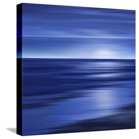 Midnight Blue-Carly Anderson-Stretched Canvas Print