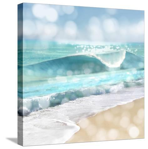 Ocean Reflections I-Kate Carrigan-Stretched Canvas Print