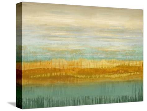 Serene II-Karrie Flynn-Stretched Canvas Print