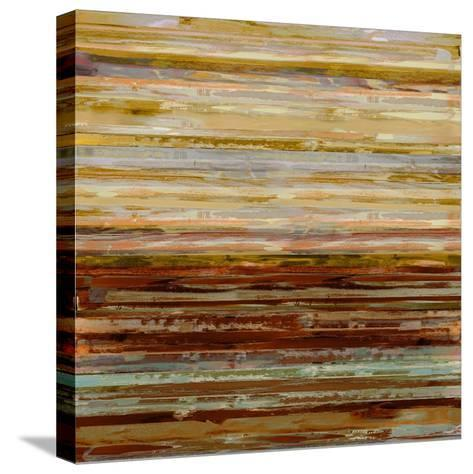 Strata II-Matt Shields-Stretched Canvas Print