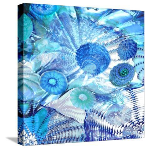 Underwater Perspective II-Charlie Carter-Stretched Canvas Print