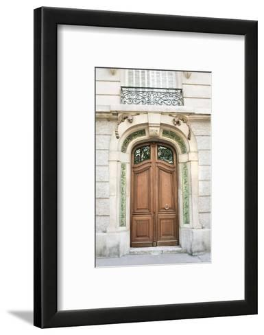 Cats Dogs Paris-Tracey Telik-Framed Art Print