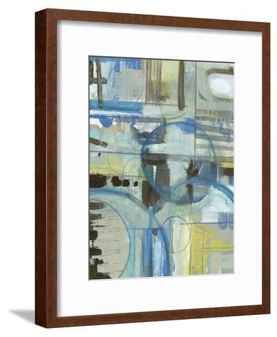 Angular Science Fiction-Smith Haynes-Framed Art Print