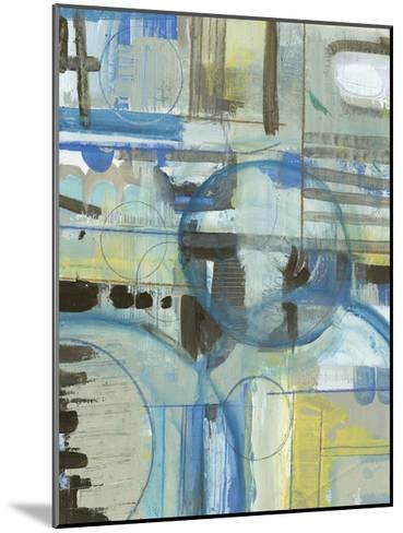 Angular Science Fiction-Smith Haynes-Mounted Art Print