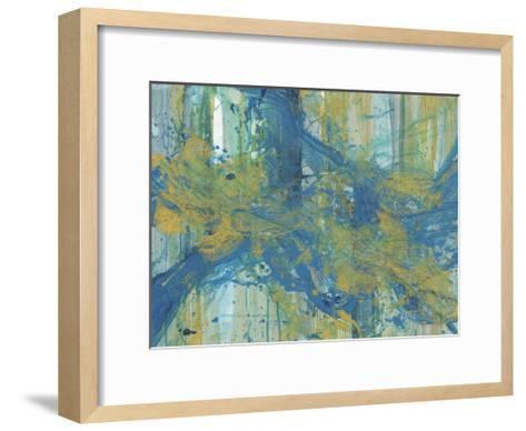 Creamy Day Glo-Smith Haynes-Framed Art Print