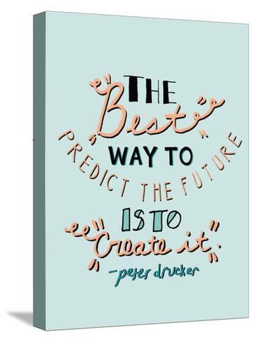 Bestway-Ashley Davis-Stretched Canvas Print