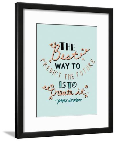 Bestway-Ashley Davis-Framed Art Print