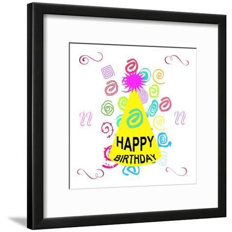Birthday Time-Sheldon Lewis-Framed Art Print