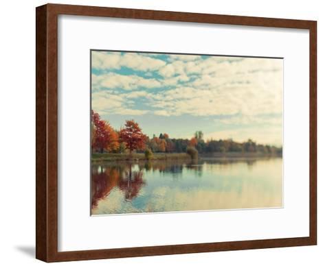 Dows Lake-Tracey Telik-Framed Art Print