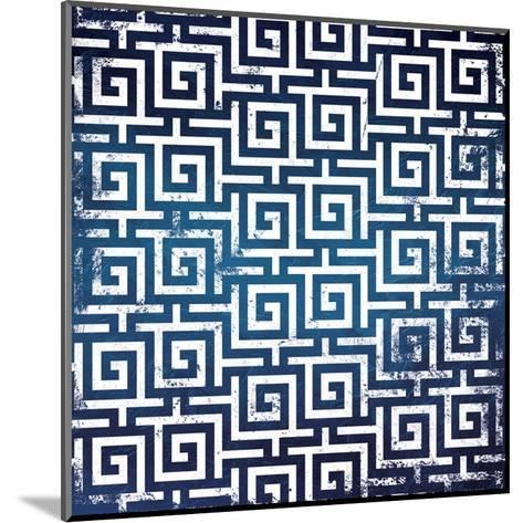 Blue Keys-Jace Grey-Mounted Art Print