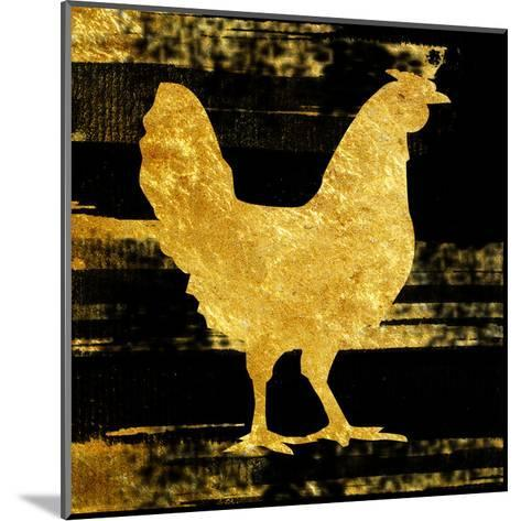 Rich Rooster-Sheldon Lewis-Mounted Art Print