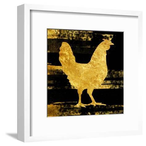 Rich Rooster-Sheldon Lewis-Framed Art Print