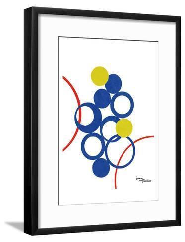 Rings Popped Umang-Umang Umang-Framed Art Print
