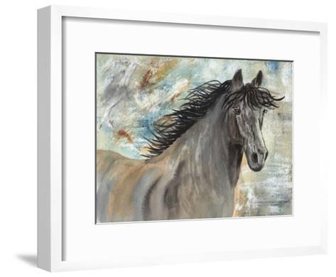 Run Like the Wind-Beverly Dyer-Framed Art Print