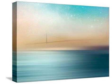Varazano Sunrise-Tracey Telik-Stretched Canvas Print