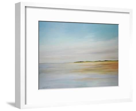 Where Sky Meets Land-Peter Laughton-Framed Art Print