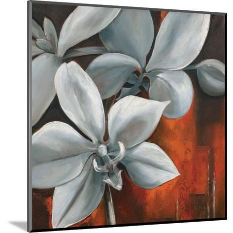 Pearl Orchid II-Rian Withaar-Mounted Art Print